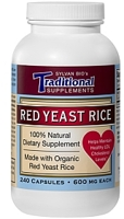 Sylvan Bio Traditional Supplements - Red Yeast Rice