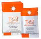 Tan Towel Self-ette
