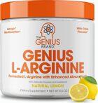 The Genius Brand Genius L-Arginine