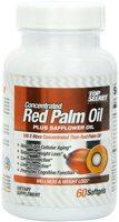 Top Secret Nutrition Concentrated Red Palm Oil Plus Safflower Oil