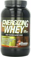 Top Secret Nutrition Energizing Whey