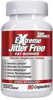 Top Secret Nutrition Extreme Jitter Free Fat Burner