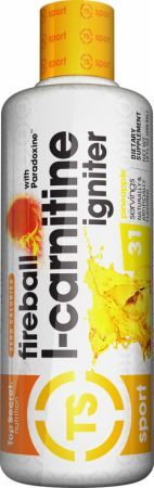 Top Secret Nutrition Fireball L-Carnitine Igniter