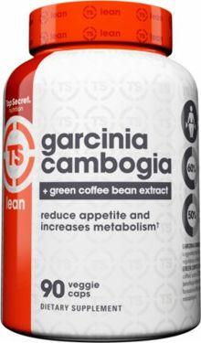 Top Secret Nutrition Garcinia Cambogia Plus Green Coffee Extract