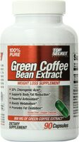Top Secret Nutrition Green Coffee Bean Extract