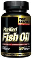 Top Secret Nutrition Purified Omega 3 Fish Oil