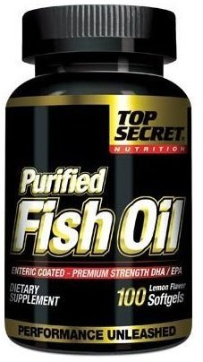 Top secret nutrition purified omega 3 fish oil priceplow for Best omega 3 fish