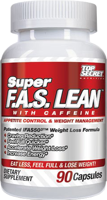 Top Secret Nutrition Super FAS LEAN