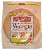 Toufayan Bakeries Low Carb/Low Fat Wrap