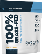 Transparent Labs 100% Grass-Fed Whey Protein Concentrate