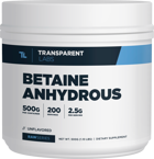 Transparent Labs Betaine Anhydrous