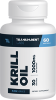 Transparent Labs Krill Oil