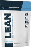 Transparent Labs PreSeries LEAN