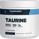 Transparent Labs Taurine