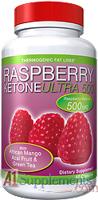 Tri Pharma Raspberry Ketone Ultra 500