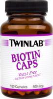 Twinlab Biotin