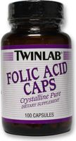 Twinlab Folic Acid