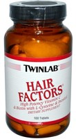 Twinlab Hair Factors