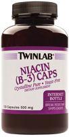 Twinlab Niacin B-3