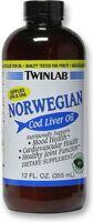 Twinlab Norwegian Cod Liver Oil