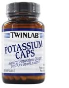 Twinlab Potassium Caps