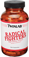 Twinlab Radical Fighters