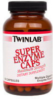 Twinlab Super Enzyme Caps
