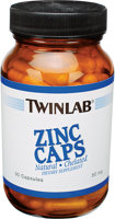 Twinlab Zinc Caps
