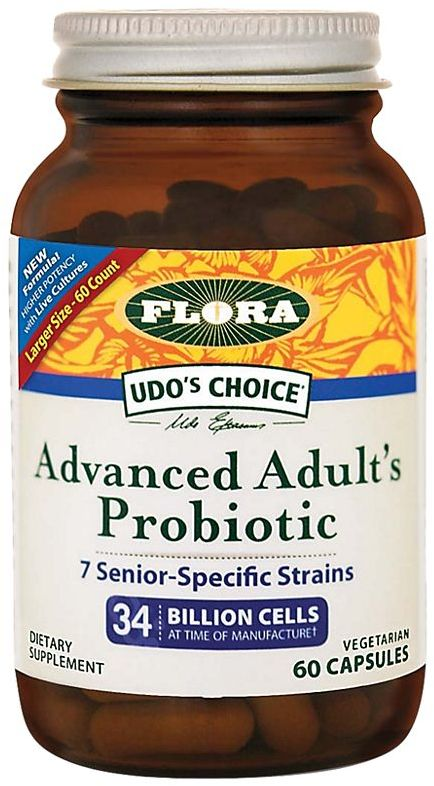 Udo s choice advanced adult probiotic