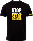 UFC Start Training Tee