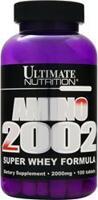 Ultimate Nutrition Amino 2002 - Super Whey Formula