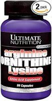 Ultimate Nutrition Arginine / Ornithine / Lysine