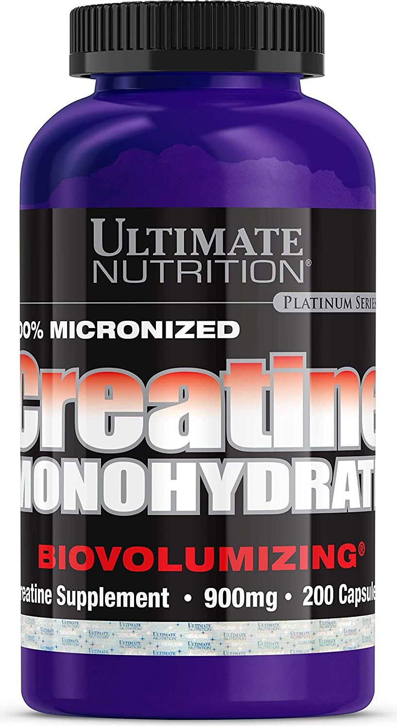 Ultimate Nutrition Creatine Monohydrate Save At Priceplow