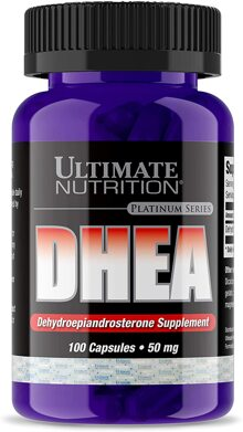 Ultimate Nutrition DHEA