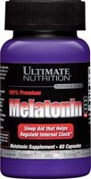 Ultimate Nutrition Melatonin 100% Premium