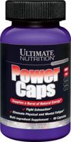 Ultimate Nutrition Stamina Power Caps