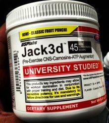 USP Labs Jack3d