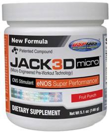 USPLabs Jack3d Micro