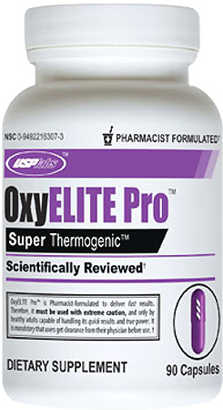 The original OxyELITE Pro Formula