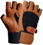 Valeo Ocelot Lifting Gloves with Wrist Wrap