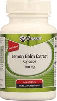 Vitacost Lemon Balm Extract Cyracos