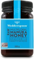 Wedderspoon Manuka Honey Active 12+