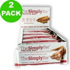 Wellness Foods Simply Whey Protein Bar