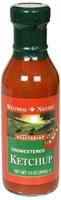 Westbrae Natural Vegetarian Unsweetened Ketchup