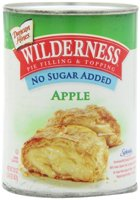 Wilderness No Sugar Added Pie Filling