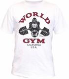 World Gym Ric Drasin Tee