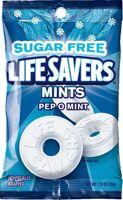 Wrigley's Sugar Free Life Savers