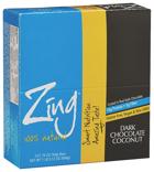 Zing Nutrition Bars Zing Bar