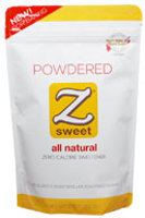 ZSweet All Natural Zero Calorie Sweetener