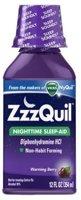 ZzzQuil Nighttime Sleep-Aid Liquid